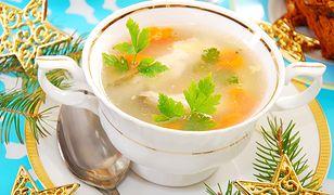 Bożonarodzeniowe zupy inne niż barszcz