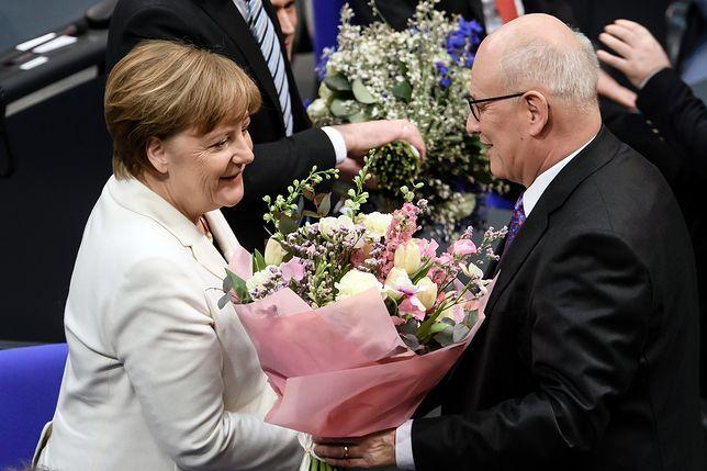 Angeli Merkel nie poparło 35 polityków z CDU/CSU i SPD
