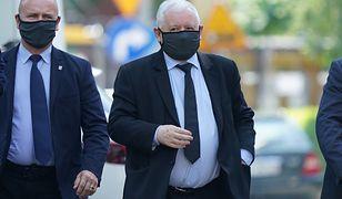 Jarosław Kaczyński znacznie powiększy swoje miesięczne dochody  (Photo by Sean Gallup/Getty Images)