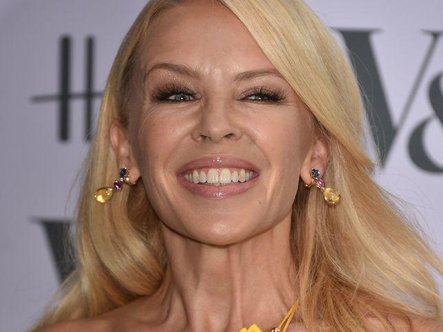 Kylie Minogue zmienia nazwisko
