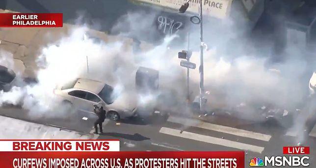 Klip z World War Z nie został użyty w materiałach o protestach w USA. Tak działa dezinformacja