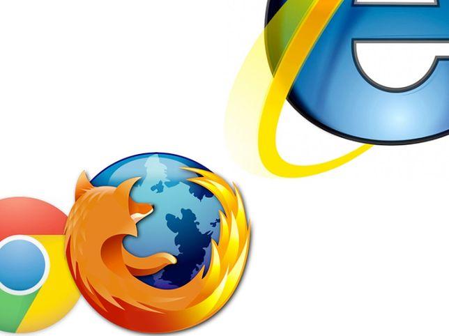 Chrome wkrótce wyprzedzi Firefoxa