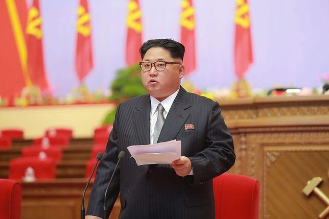 Kim Dzong Un, przywódca Korei Północnej