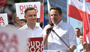 Najnowszy sondaż prezydencki. Wygrana o włos (zdjęcie ilustracyjne)