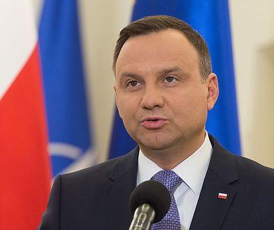 Wybory 2020. Andrzej Duda i ministrem infrastruktury Andrzej Adamczyk ogłaszają zmiany na kolei
