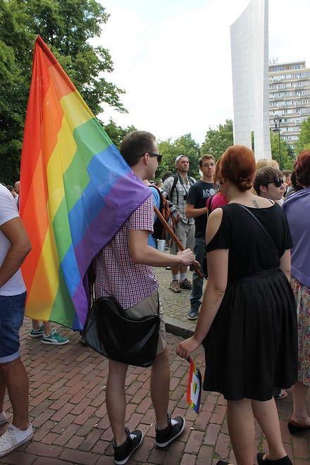 Pierwsza w Polsce noclegownia dla homoseksualistów już działa!