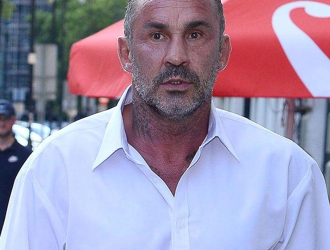 Przemysław Saleta trafił do szpitala