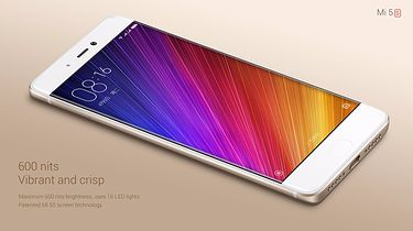 Xiaomi Mi5s vs iPhone SE