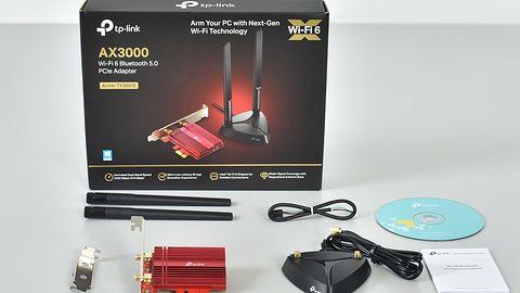 TP-Link Archer TX3000E – karta sieciowa Wi-Fi 6 szybsza niż gigabitowy Ethernet