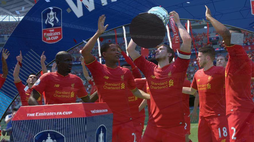 FIFA 17 - recenzja. FC Obietnice kontra KS Rzeczywistość