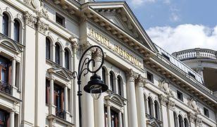 Na początku XX w. hotel Bristol zaliczał się do najnowocześniejszych w świecie.
