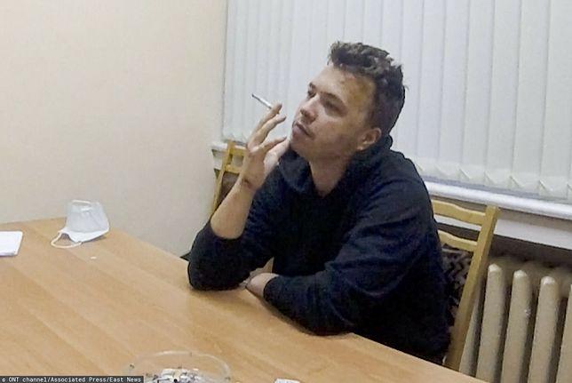 """Raman Pratasiewicz oskarża Polskę. Mocny zarzut w """"wywiadzie"""""""