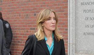 Felicity Huffman przyznała się do łapówkarstwa