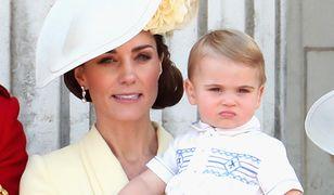 """Księżna Kate o pierwszych słowach księcia Louisa: """"Powiedział 'Mary'"""""""