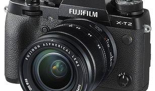Fujifilm X-T2: nowy flagowy aparat - szybszy i z 4K