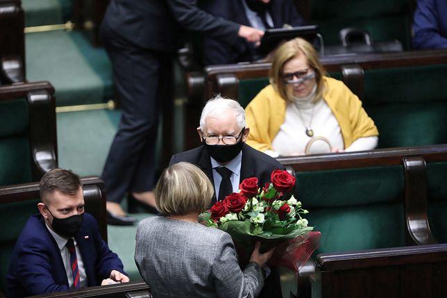 Wotum nieufności dla Jarosława Kaczyńskiego. Posłowie Kukiz'15 nie głosowali