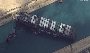 Kanał Sueski nadal zablokowany. Co to oznacza dla światowej gospodarki?
