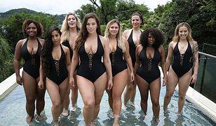 Nowa kolekcja kostiumów kąpielowych Ashley Graham. Seksapil w każdym rozmiarze!