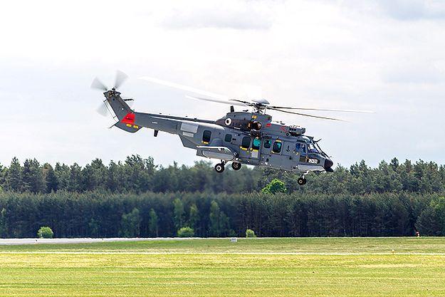 Śmigłowiec H225M (dawniej EC-725) Caracal