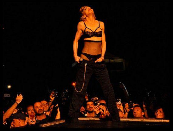 Już po koncercie Madonny!