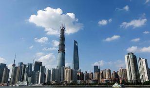 Chiny - Shanghai Tower drugim najwyższym budynkiem świata