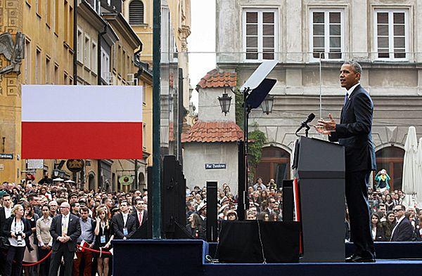 Aleksander Kwaśniewski: zadanie Obamy - skłonienie NATO do reakcji na agresję Rosji