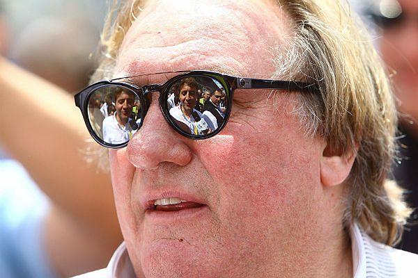 """Gerard Depardieu otworzy w Moskwie restaurację """"Gerard"""""""