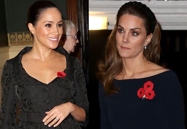 Meghan i Kate celebrują Dzień Pamięci