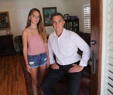 Demetra i jej tata byli oburzeni zachowaniem dyrekcji