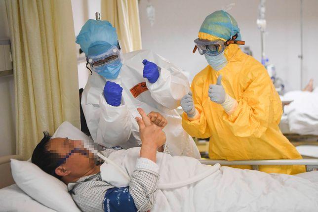 Przełom w walce z koronawirusem. Sukces włoskich lekarzy