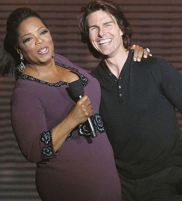 Oprah Winfrey na antenie TLC