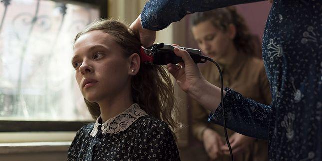 """""""Unorthodox"""": Shira Haas to prawdziwa twardzielka. Scenę z goleniem głowy zafundowali jej na początek"""