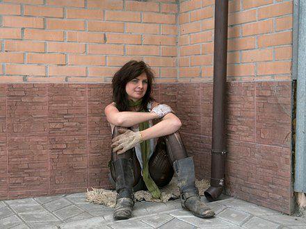 Bezdomna młodzież najczęściej pada ofiarą przemocy