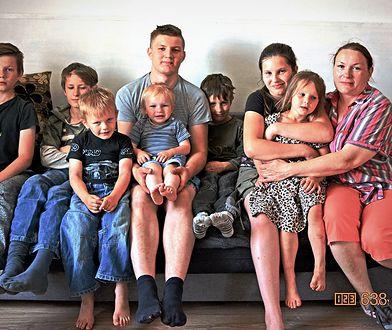 Matka dziewięciorga dzieci: chcę je wychowywać, nie hodować