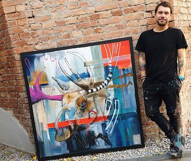 Wojciech Brewka - jeden z najbardziej pożądanych artystów młodej sztuki