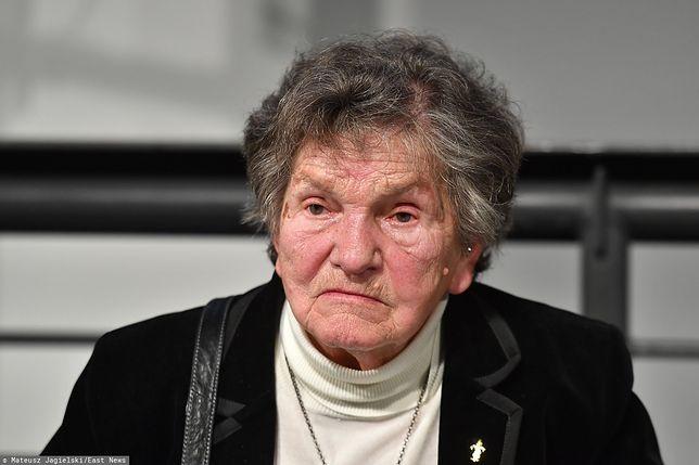 Wybory parlamentarne 2019. Wanda Traczyk-Stawska: wolność może być zagrożona
