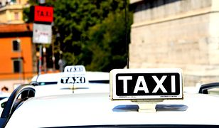 Taxi Rzym