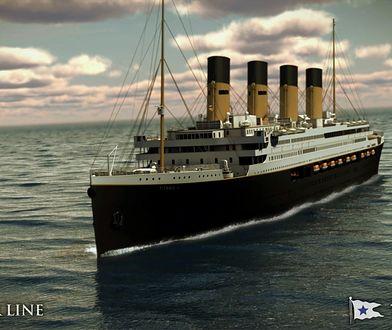 Powstanie Titanic II. Replika słynnego wycieczkowca będzie bliska oryginału