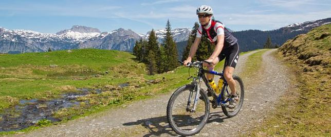 Vorarlberg - najsłynniejszy szlak rowerowy w Europie