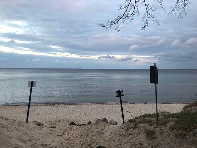 Plaża w Gdyni (zdjęcie poglądowe)