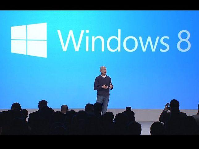 Windows 8 pokazany oficjalnie