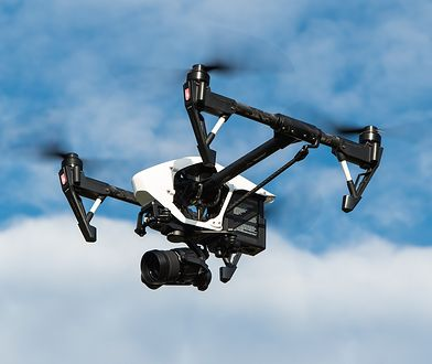 Drony z wbudowaną kamerką pozwolą ci nagrać niesamowite filmy