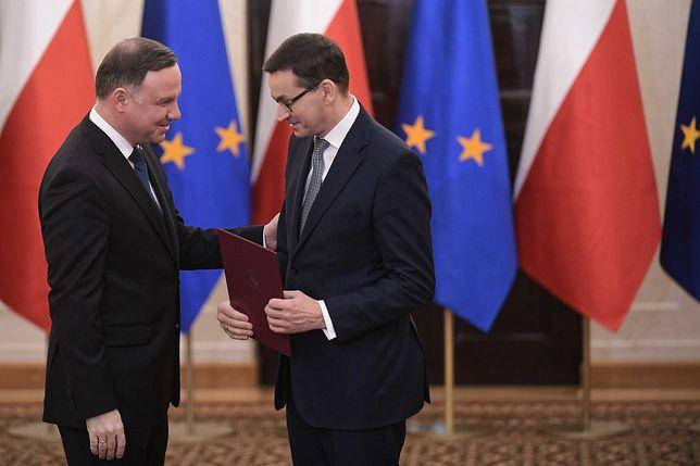 Mateusz Morawiecki desygnowany na premiera