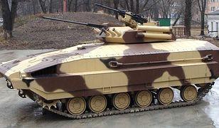 BMP-64 - nowe dziecko ukraińskiej zbrojeniówki