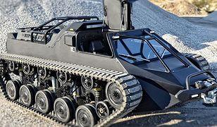 Luksusowy czołg Ripsaw EV2 dla bogatych klientów. Pierwsze takie cacko na świecie