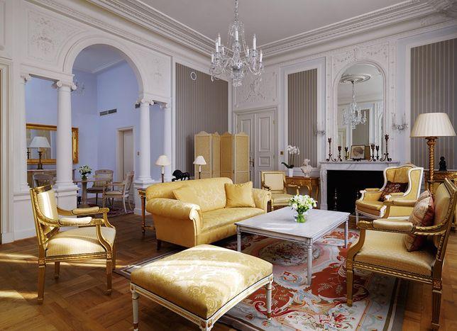 Polskie hotele - najbardziej luksusowe apartamenty