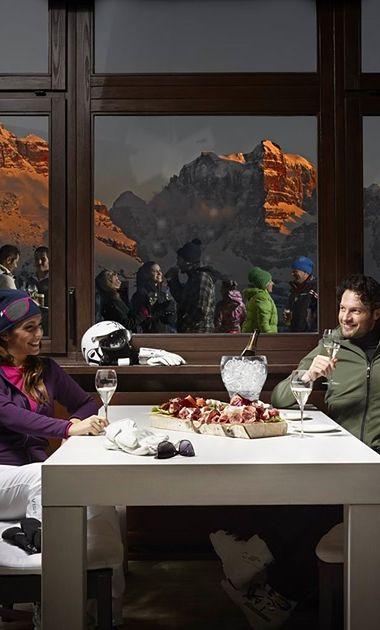 Trentino – zimowe wakacje we włoskim stylu