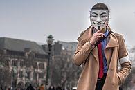 """Igor Pawłow — autor popularnego archiwizera 7-Zip. """"Człowiek bez twarzy"""" - Fot. Pixebay"""