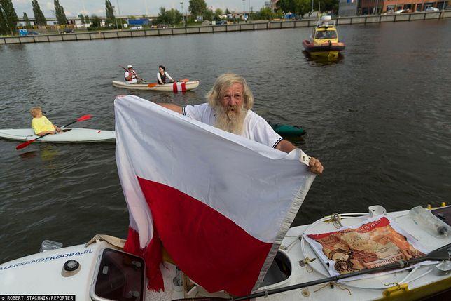Aleksander Doba nie żyje. Był wielkim polskim podróżnikiem