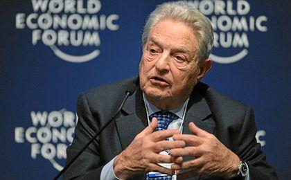 Konsekwencje Brexitu. George Soros ostrzega przed przeceną funta